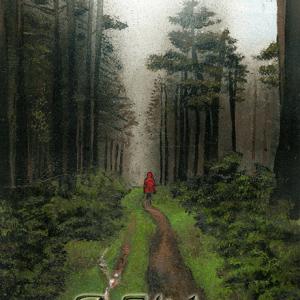 more paintings - Waldnebelweg